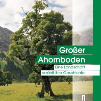 Ahornbodenbuch - Cover