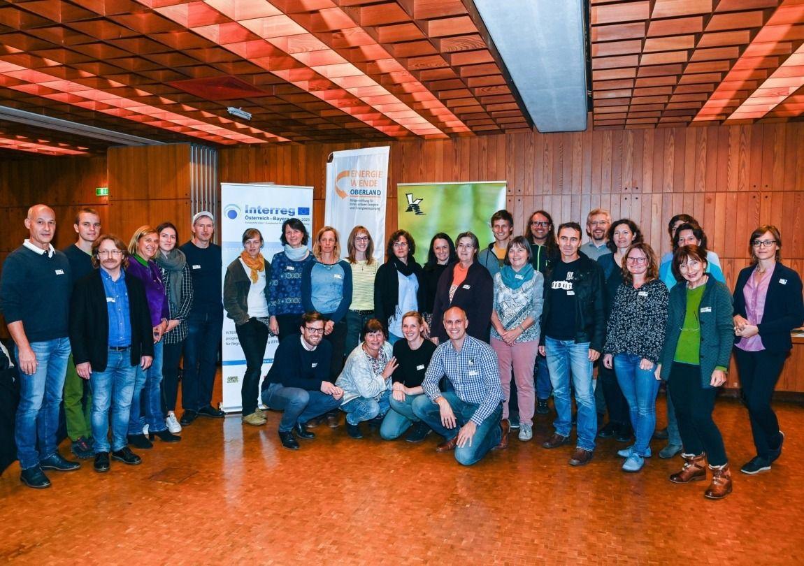 Teilnehmer eines Workshops zum Thema KlimaPädagoge in Seefeld