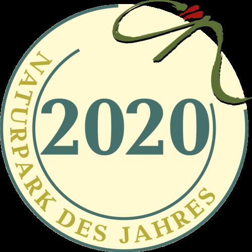 Logo Naturpark des Jahres