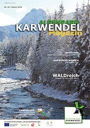 Karwendel Magazin 2010