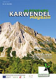 Karwendel Magazin 2011