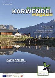 Karwendel Magazin 2013