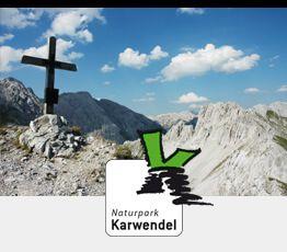 Vorschaubild Bergtouren mit Naturparklogo