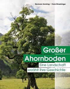 """Cover """"Großer Ahornboden"""""""