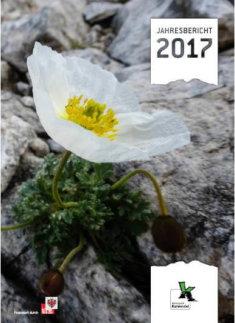 cover jahresbericht 2017