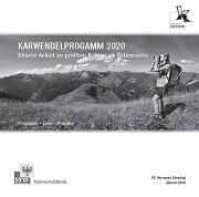 Cover Karwendelprogramm 2020