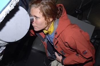 fernwohr im museum bergwelt karwendel
