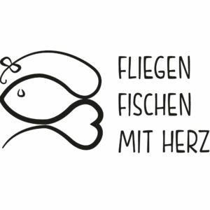 Fliegenfischen mit Herz