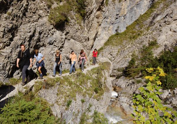 Gutschein Nature Watch Tour Gleirschklamm