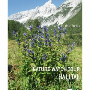 Gutschein Nature Watch Tour Halltal