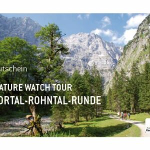 Gutschein Nature Watch Tour Tortal-Rohntal-Runde