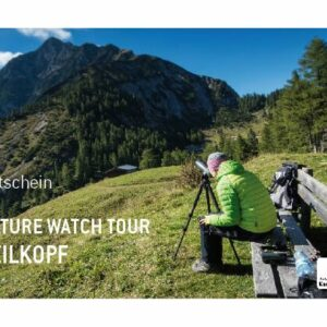 Gutschein Nature Watch Tour Feilkopf am Achensee
