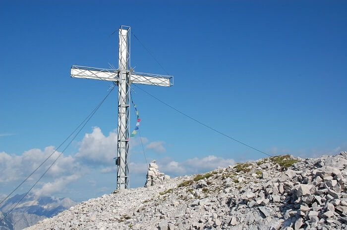 Hoher Gleirsch (2492m)