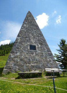 Kaisersäule (1700m)
