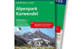 kompass wanderfuehrer alpenpark karwendel 2