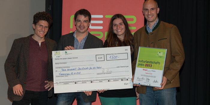 kulturlandschaftspreis vom netzwerk land