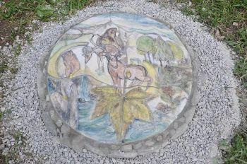 labyrinth naturparkhaus