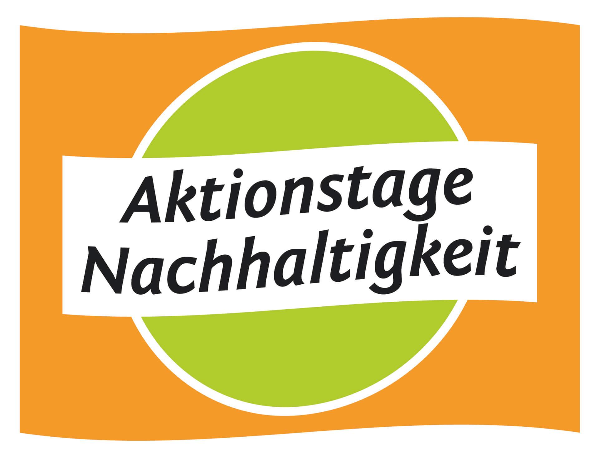 Logo Aktionstage Nachhaltigkeit