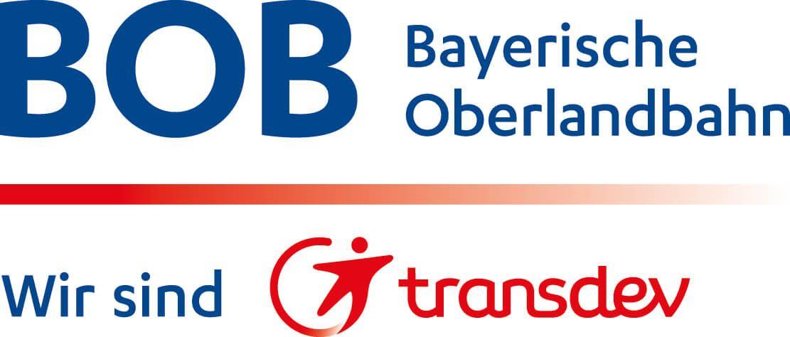 Logo der Bayrischen Oberlandbahn