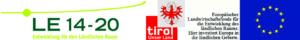 Logo EU Laendliche Entwicklung Tirol