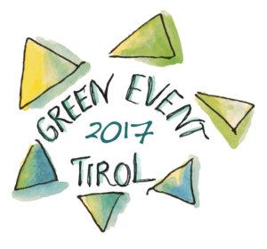 logo green event tirol 2017