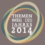 Logo Themenweg des Jahres 2014