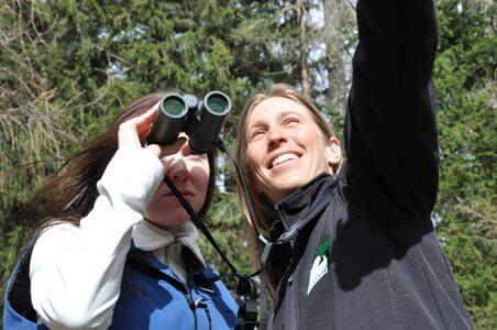 Führung mit Naturaparkrangerin