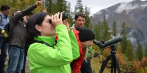 Gutschein Nature Watch Tour Karwendelschlucht