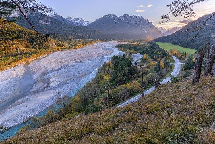 Der Naturpark Tiroler Lech stromaufwärts, Mario Posch