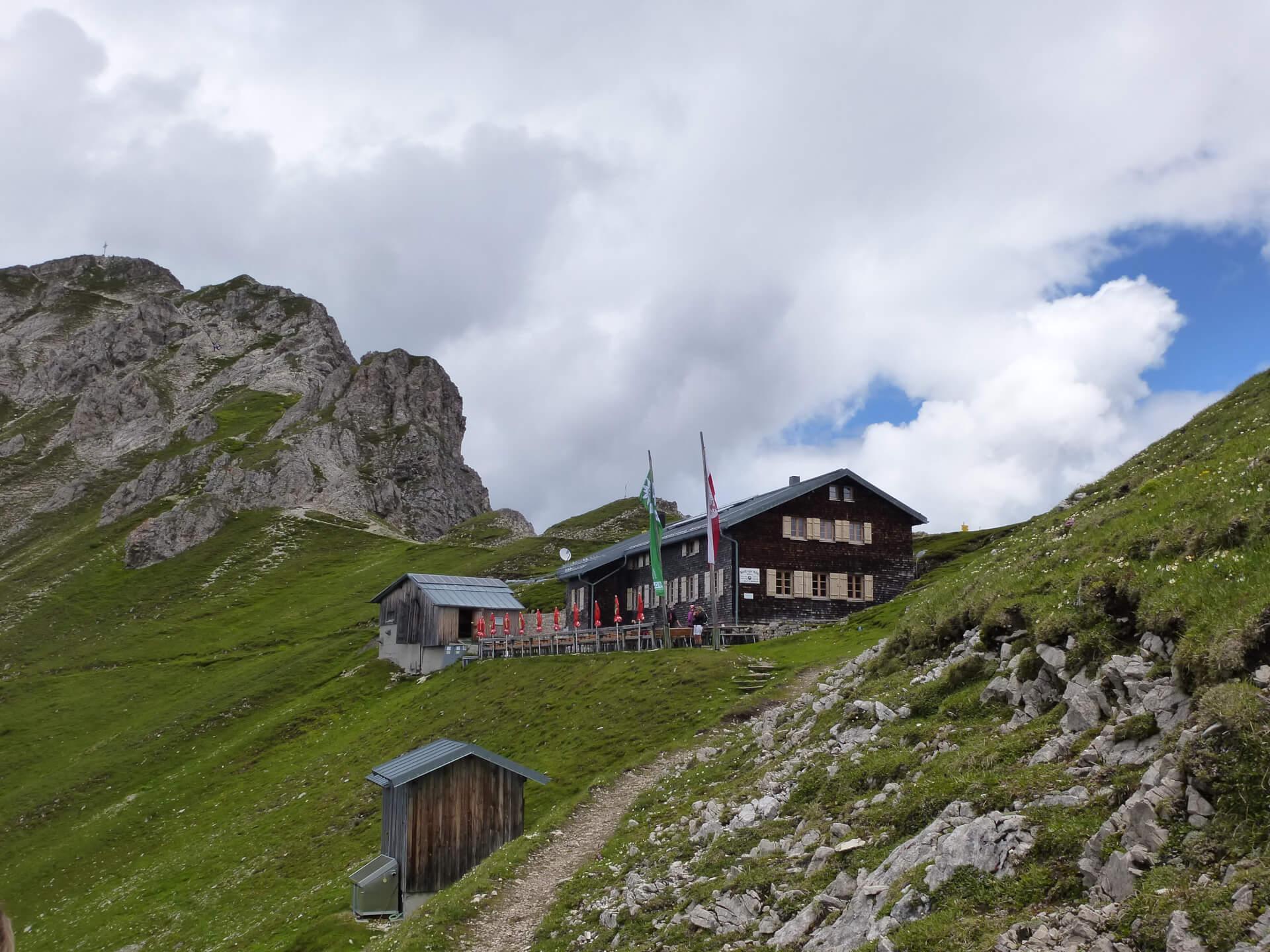 Noerdlinger Hütte