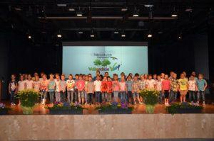 praedikatisierungsfeier der naturparkschule vomp