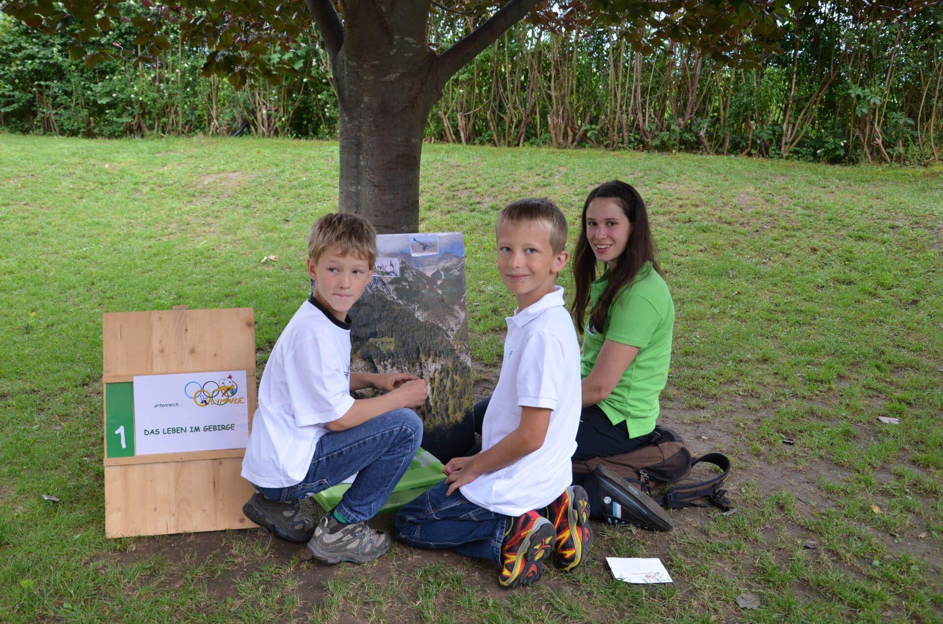 praedikatisierung der naturparkschule vomp 3