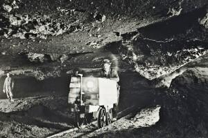 Salzbergbau