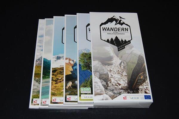 Die 5 WÖFFIs – Wandern mit öffentlichen Verkehrsmitteln in den Tiroler Naturparks
